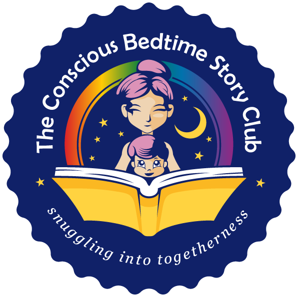 Conscious Bedtime Story Club is a coalition Partner